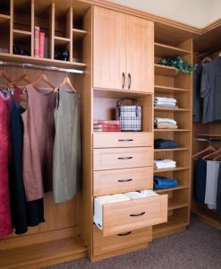 Organize Closets and Storage